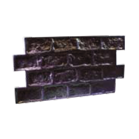 BEIGIUM COBBLESTONE Heavy-duty rigid stamp 21 in. X 41 in.