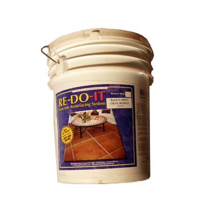 Re-Do-It Easy Use Polymer Resurfacing Kit